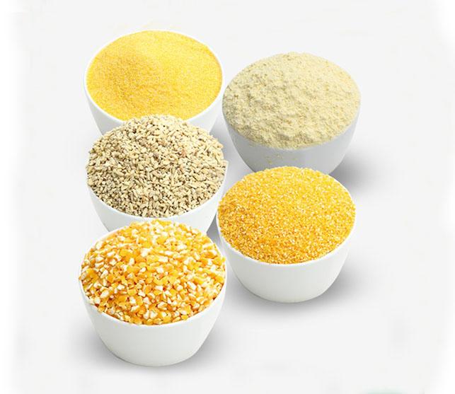 小组合玉米制粒设备
