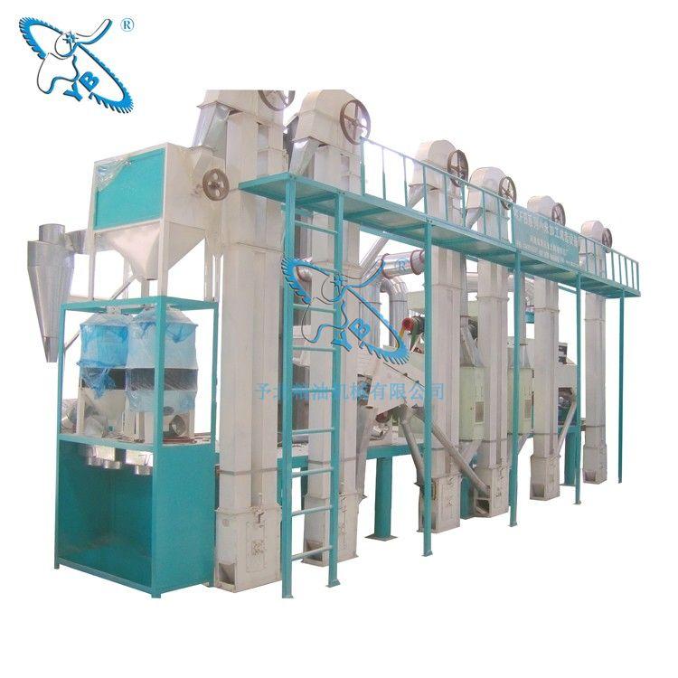 30吨/天大米加工设备,大米生产线