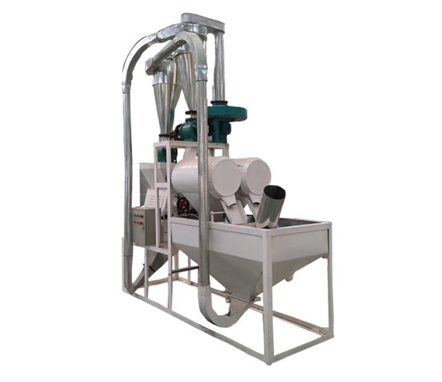自动上料制粉单机