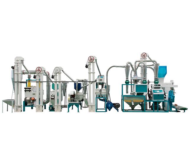 10T玉米制粉设备